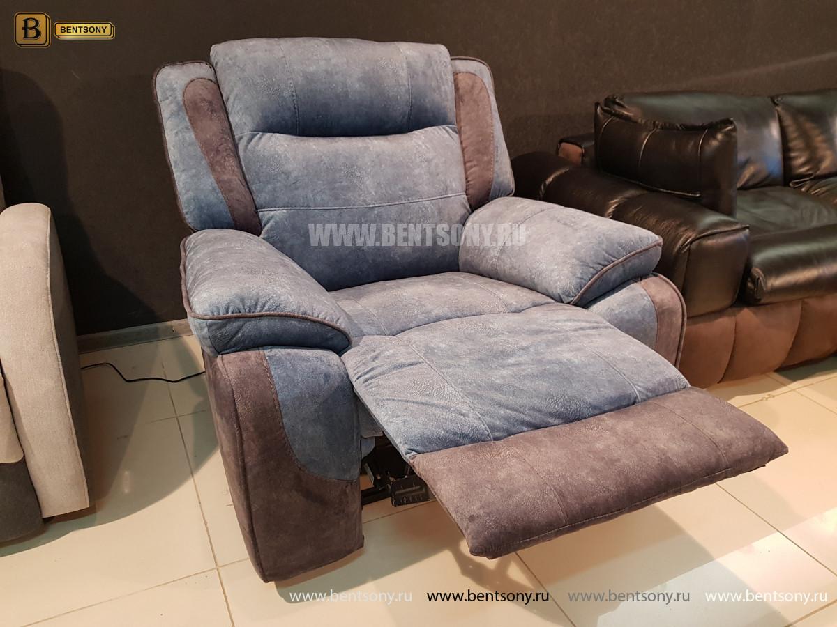 Кресло Аккордо (Ткань, реклайнер) каталог