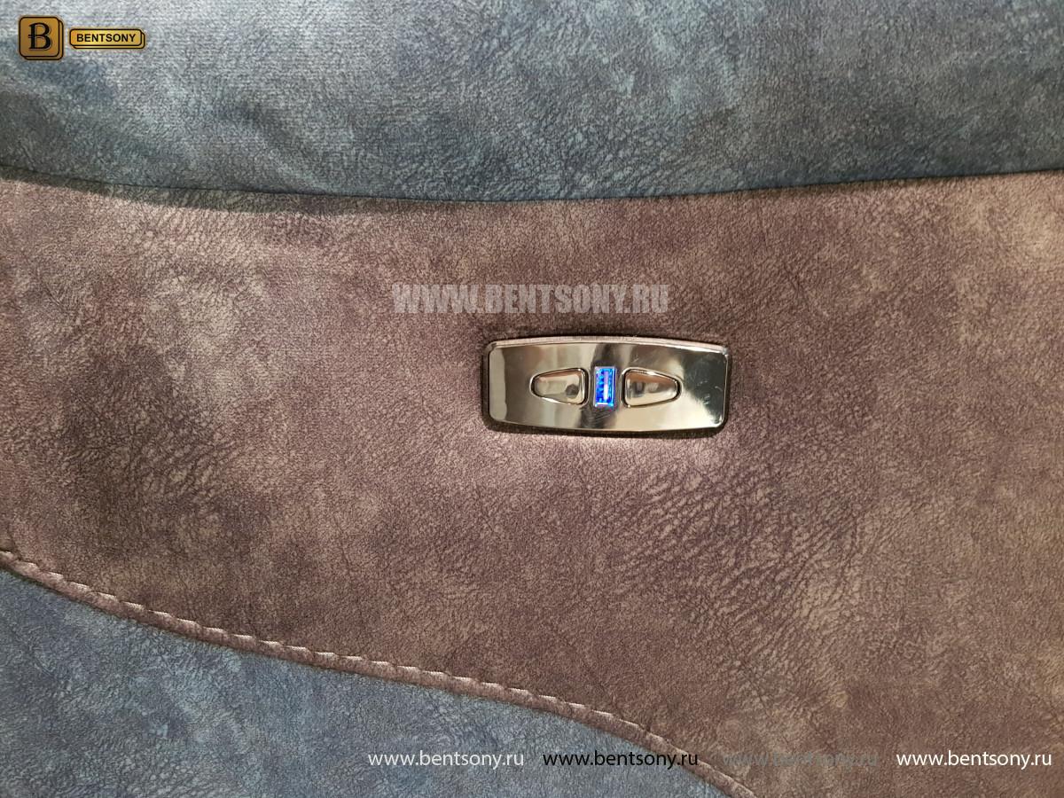 Кресло Аккордо (Ткань, реклайнер) купить в СПб
