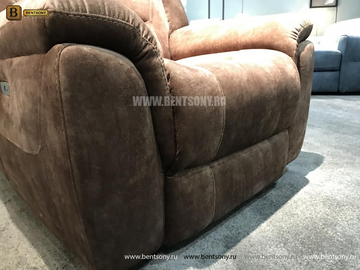 Кресло Бенкото (Реклайнер, Алькантара) официальный сайт цены