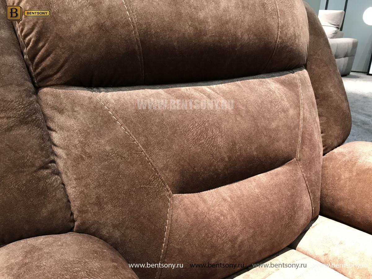 Кресло Бенкото (Реклайнер, Алькантара) для дома