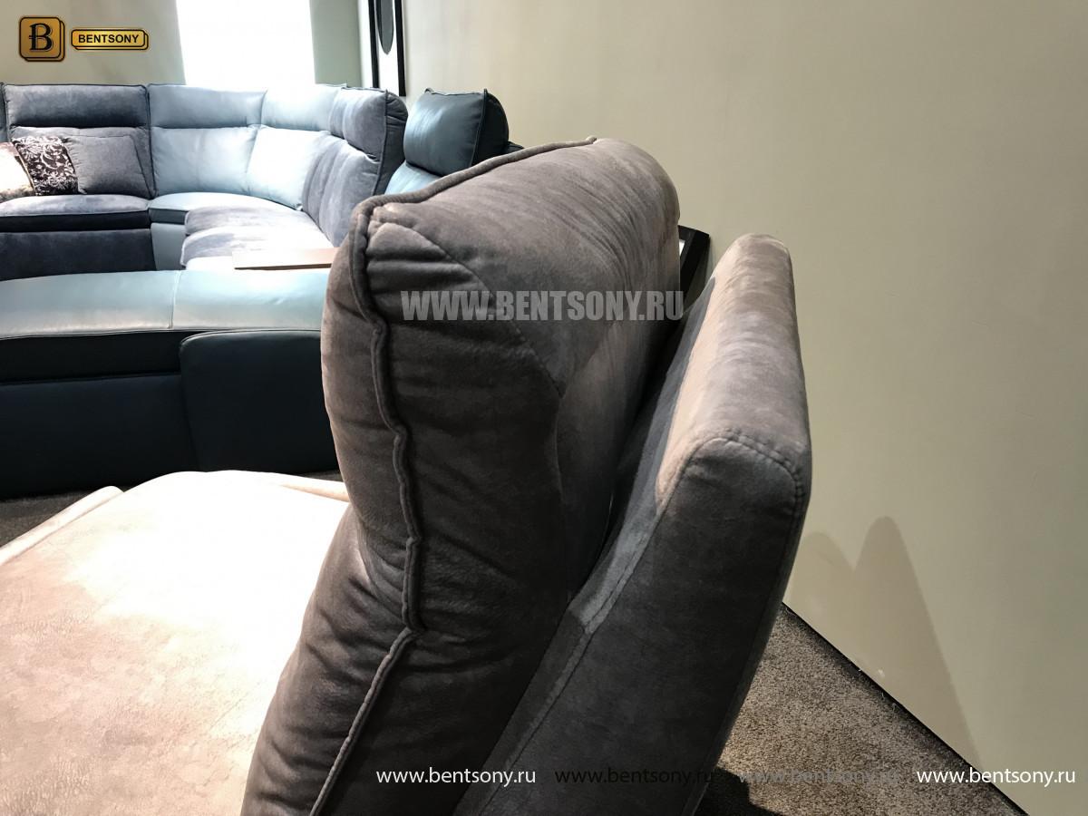 Кресло Амарони (Реклайнер, Алькантара) изображение