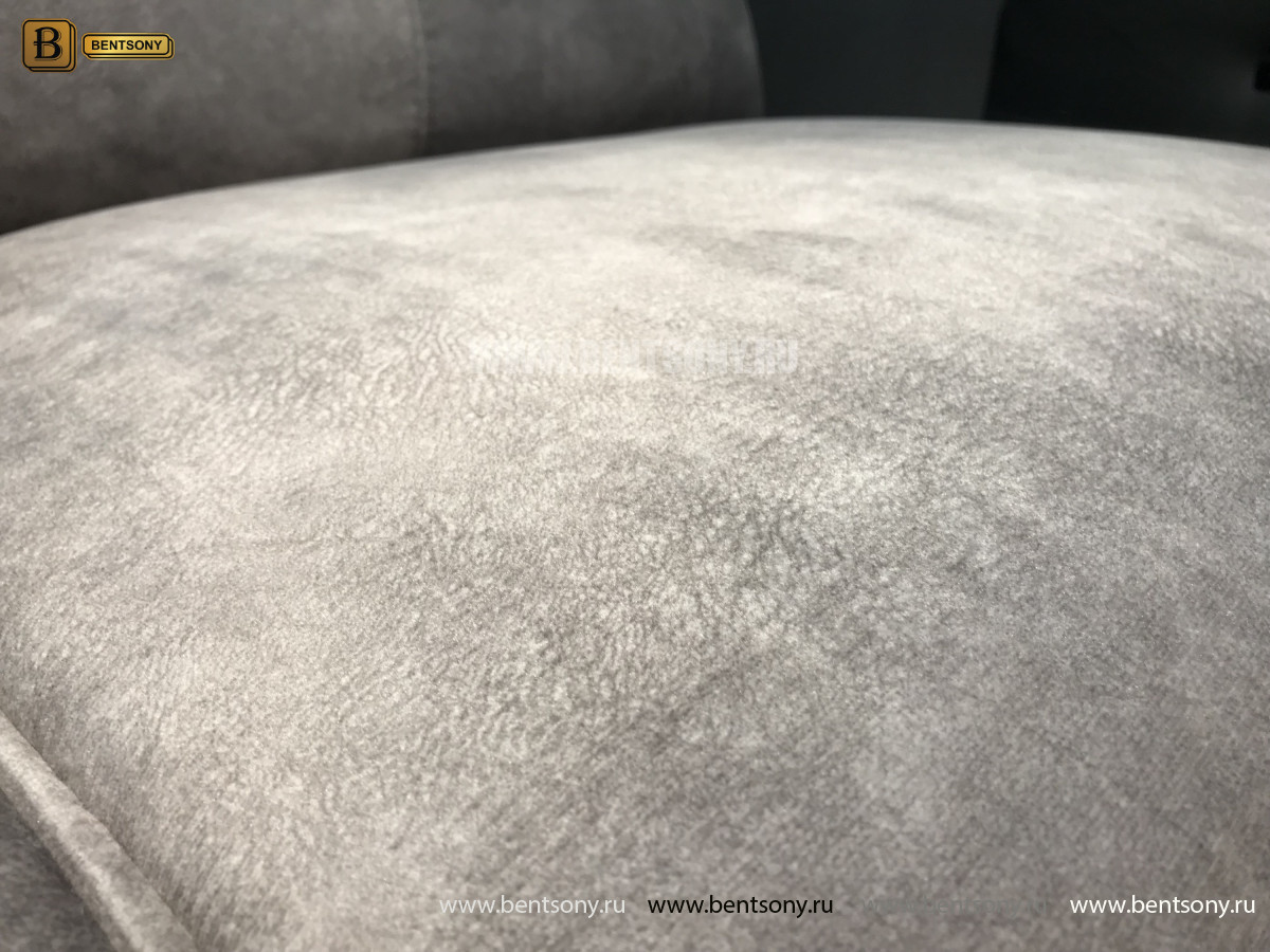 Кресло Амарони (Реклайнер, Алькантара) в интерьере
