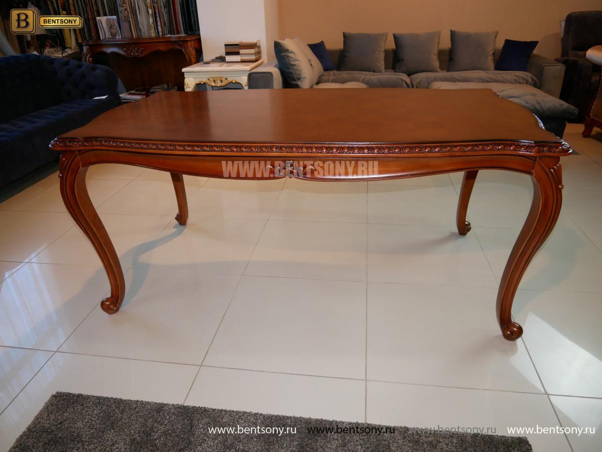 Обеденный стол Монтана (Классика, массив дерева)  купить в СПб