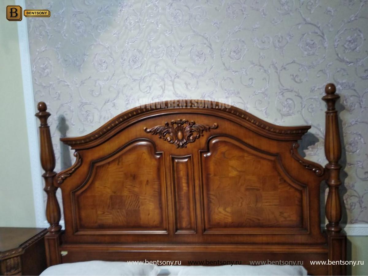 Спальня Монтана А (Классика, массив дерева) каталог с ценами