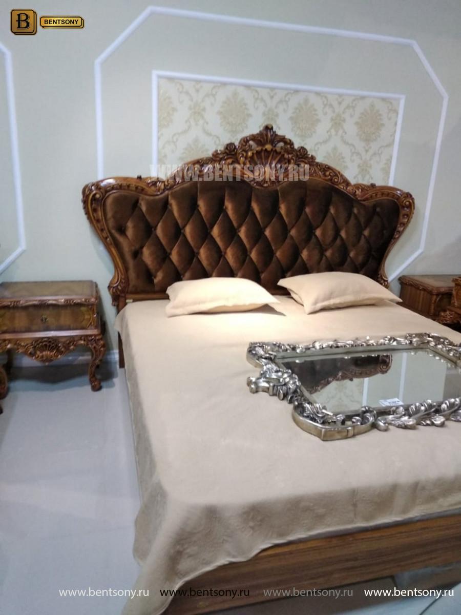 Кровать Белмонт E (Классика, Ткань) каталог с ценами