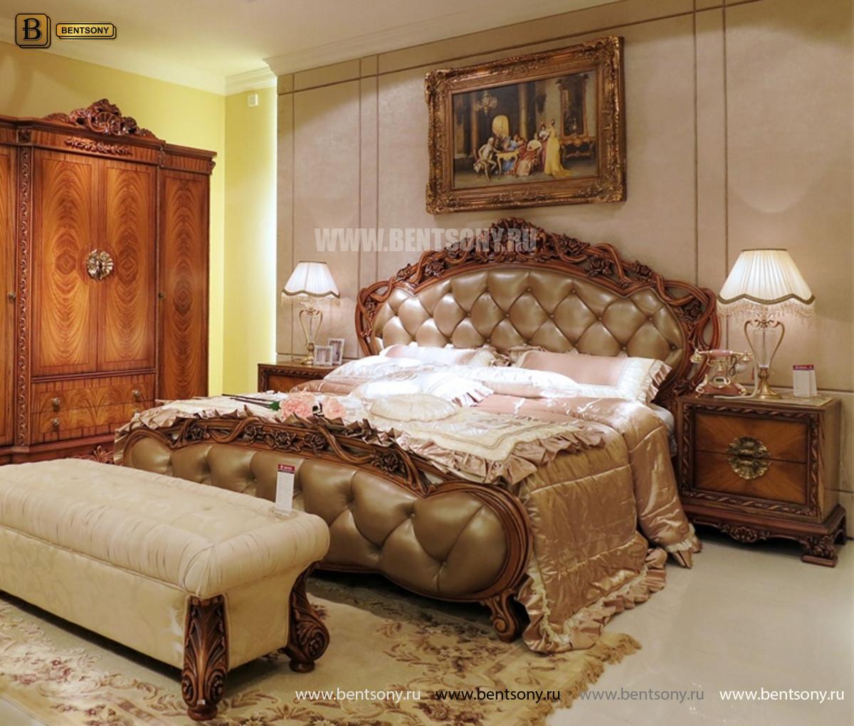 Кровать Белмонт D (Классика, Ткань) магазин Москва