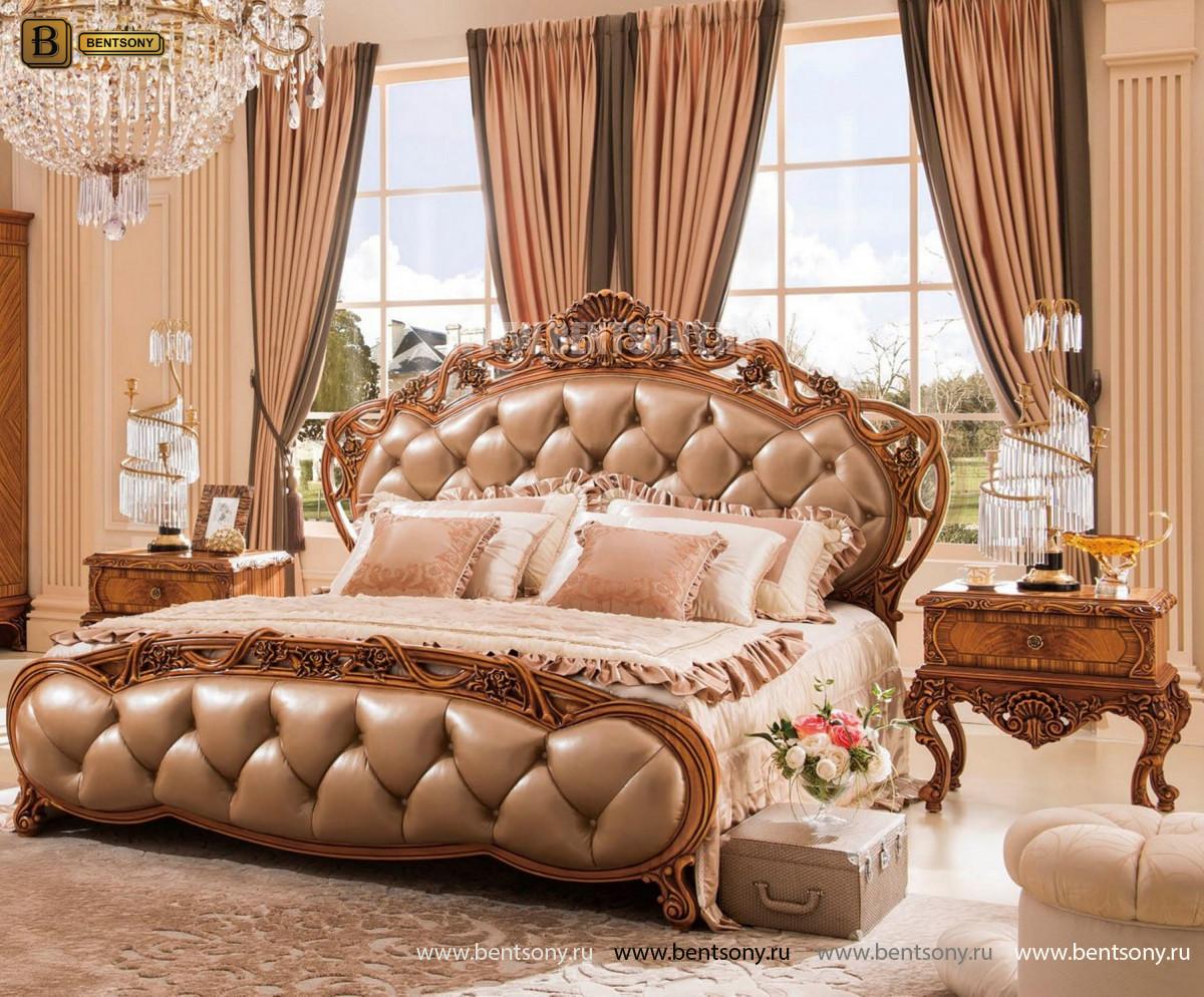 Кровать Белмонт D (Классика, Ткань) каталог с ценами