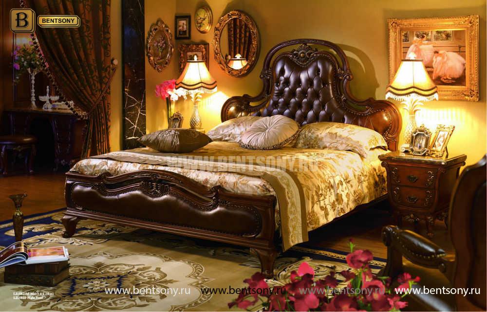 Классическая кровать L215