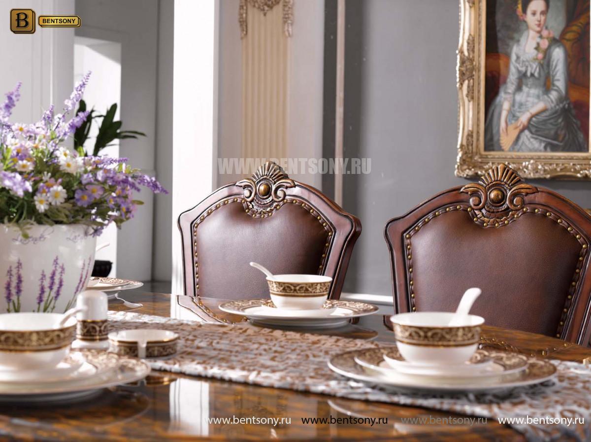 Классический стол обеденный L215