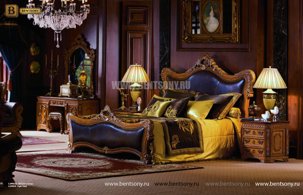 Классическая кровать L259