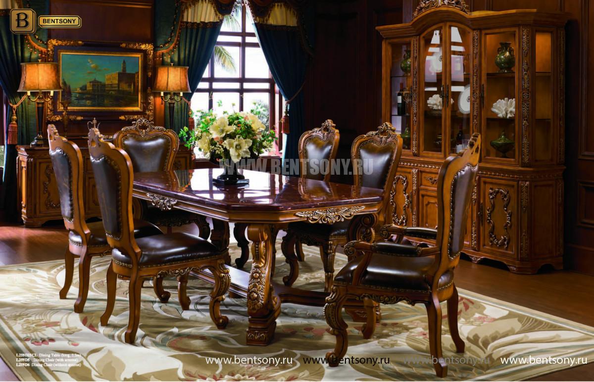 Классический стол обеденный L259