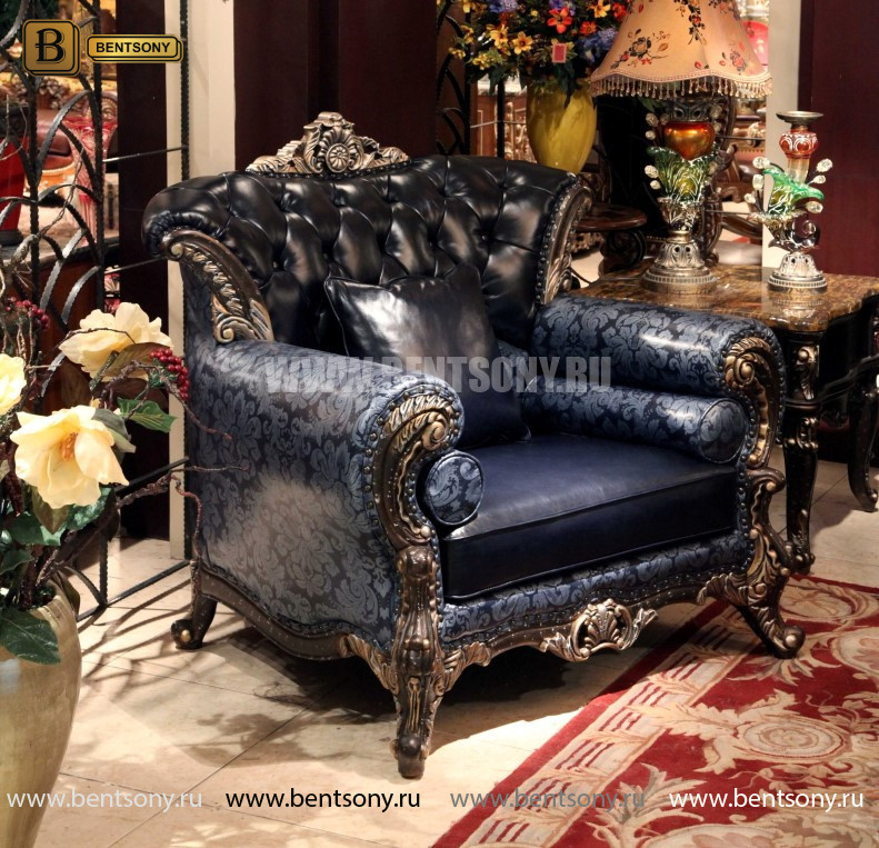 Классическое кресло L262