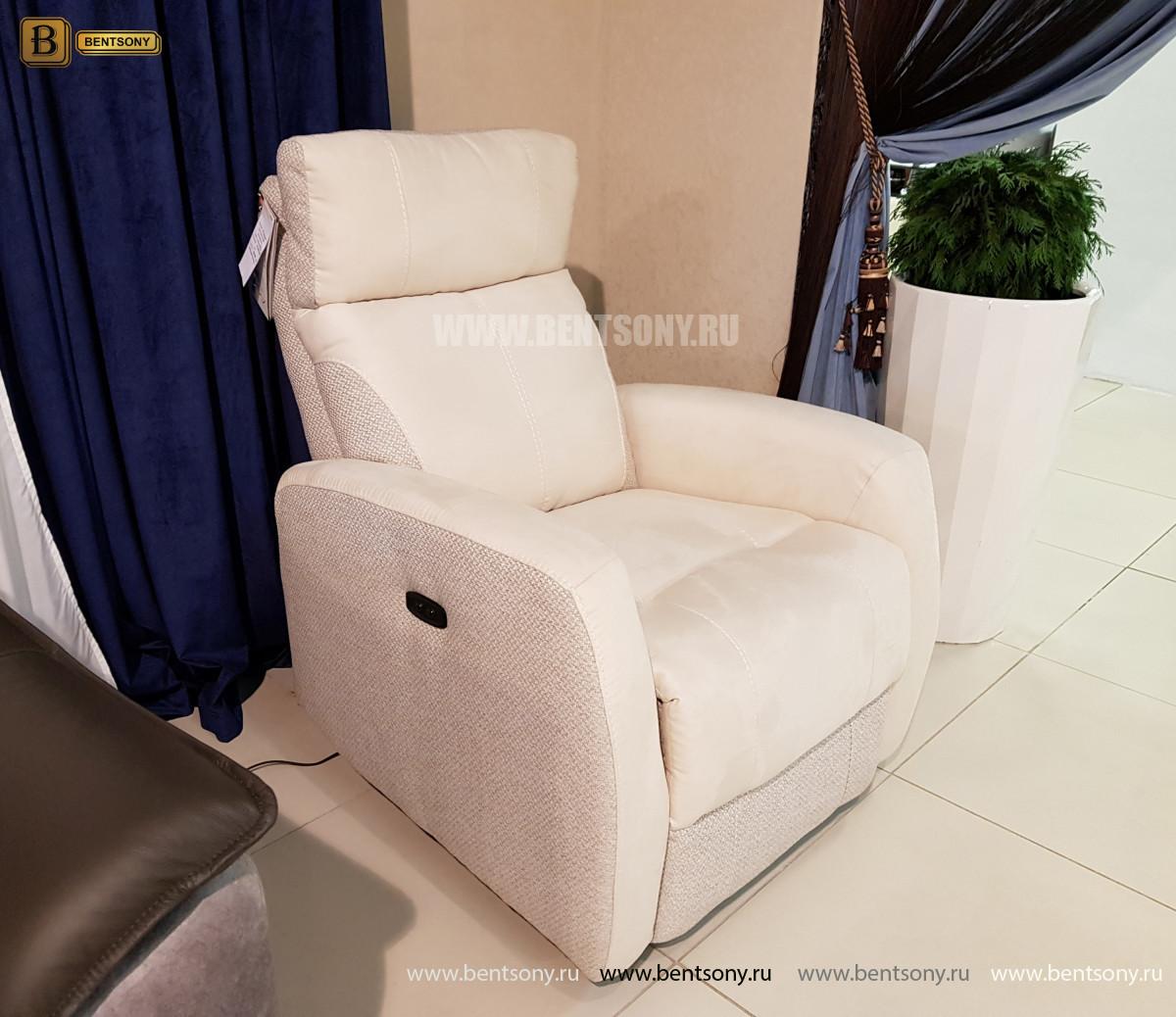 Кресло Эдвард с электрореклайнером в СПб
