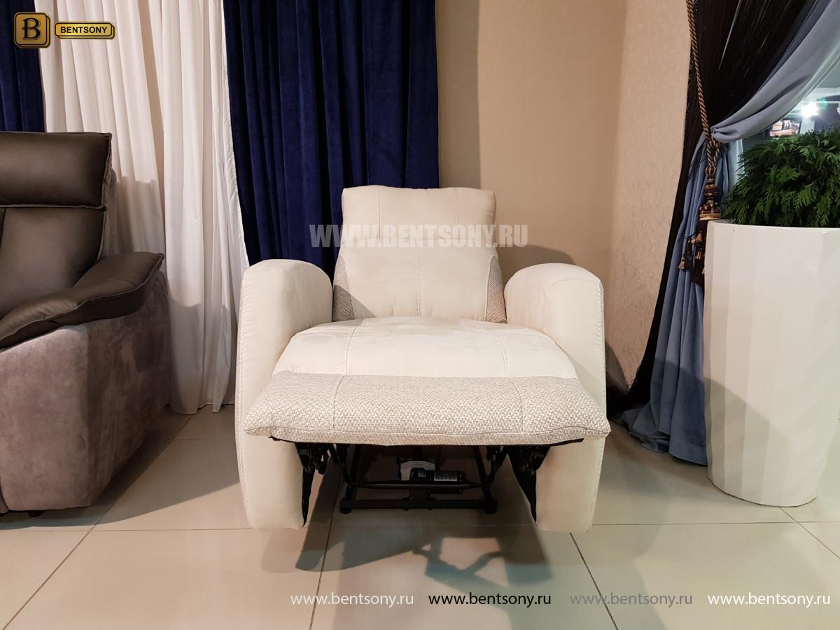 Кресло Эдвард с электрореклайнером цена