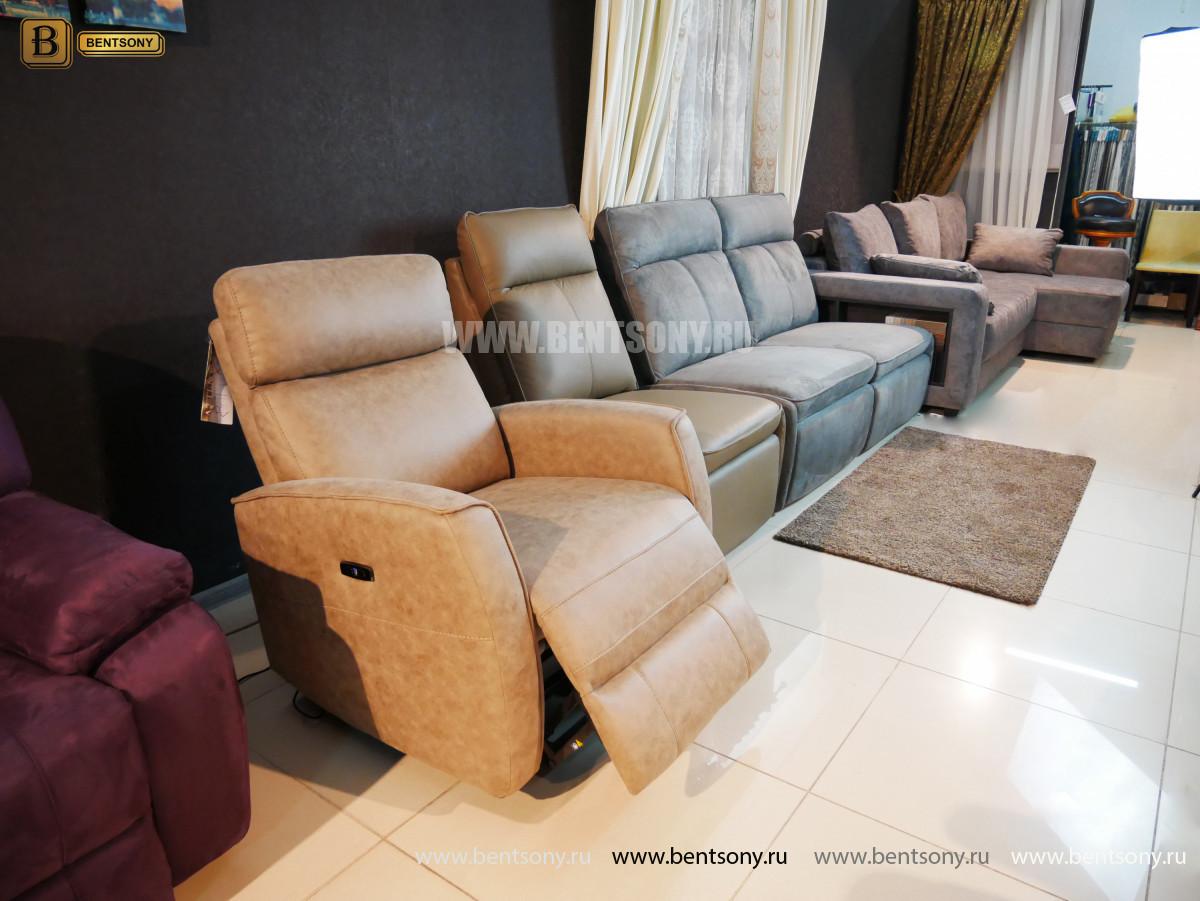 Специализированное Кресло Вестито с системой Лифт-ап, Электрореклайнер и подголовник сайт цены