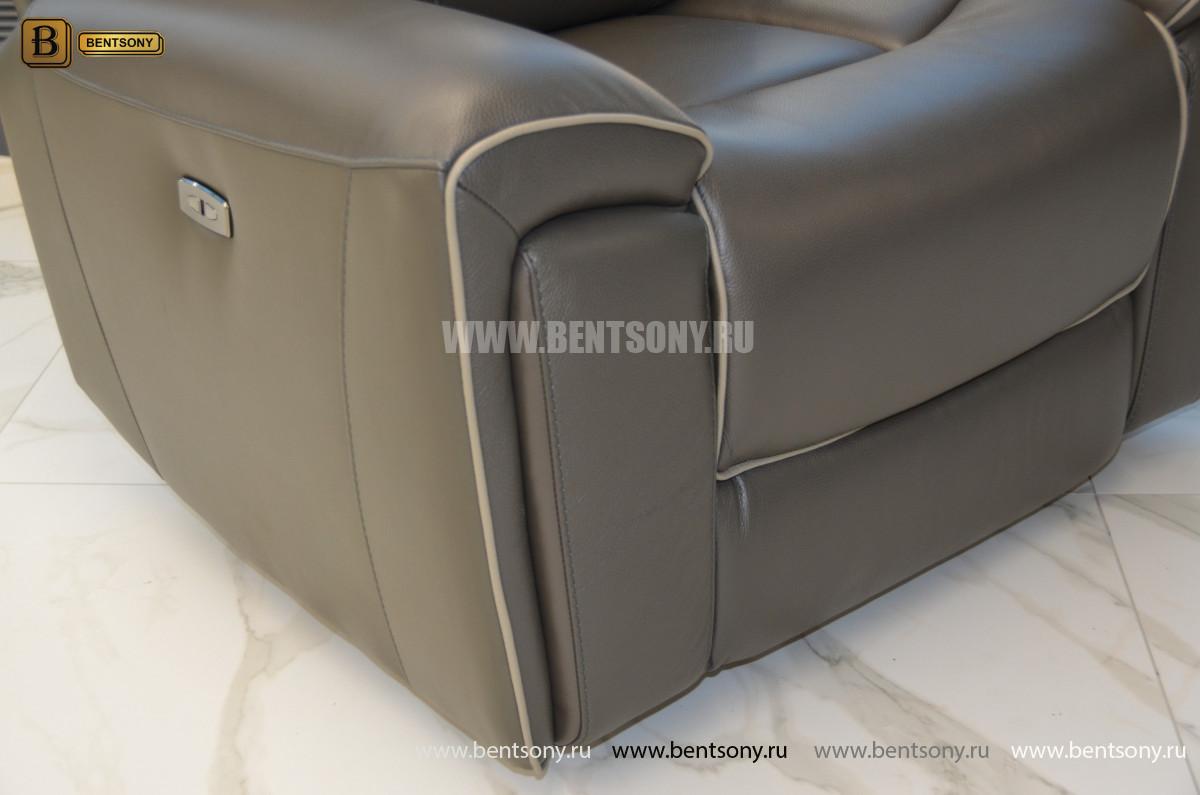 Кресло Маркезано с реклайнером  распродажа