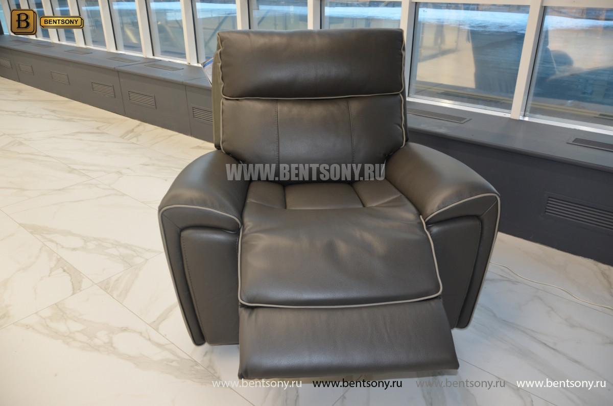 Кресло Маркезано с реклайнером  купить в СПб