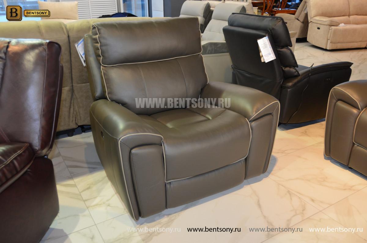 Кресло Маркезано с реклайнером  купить в Москве