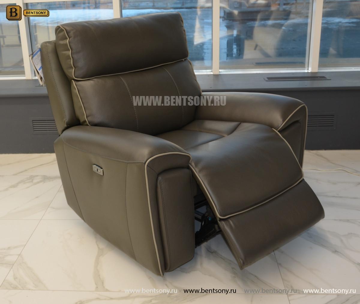 Кресло Маркезано с реклайнером  магазин