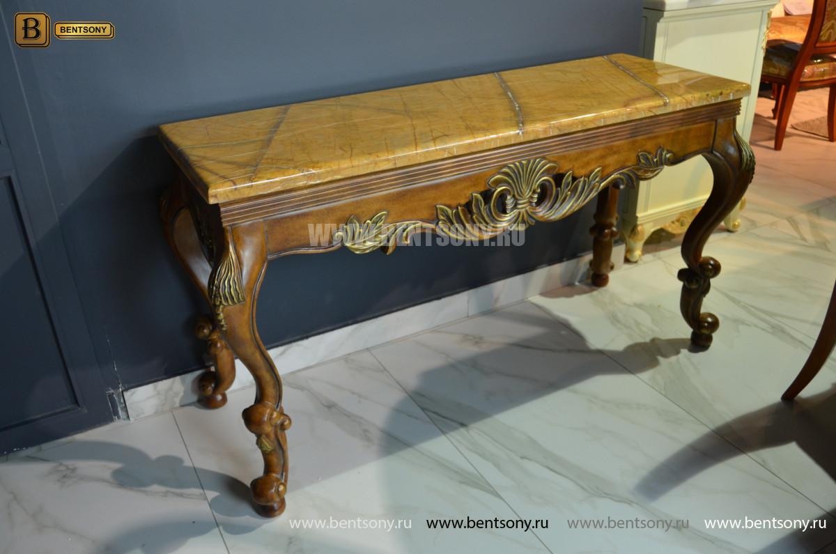 Консоль Рамирес, мрамор каталог мебели с ценами