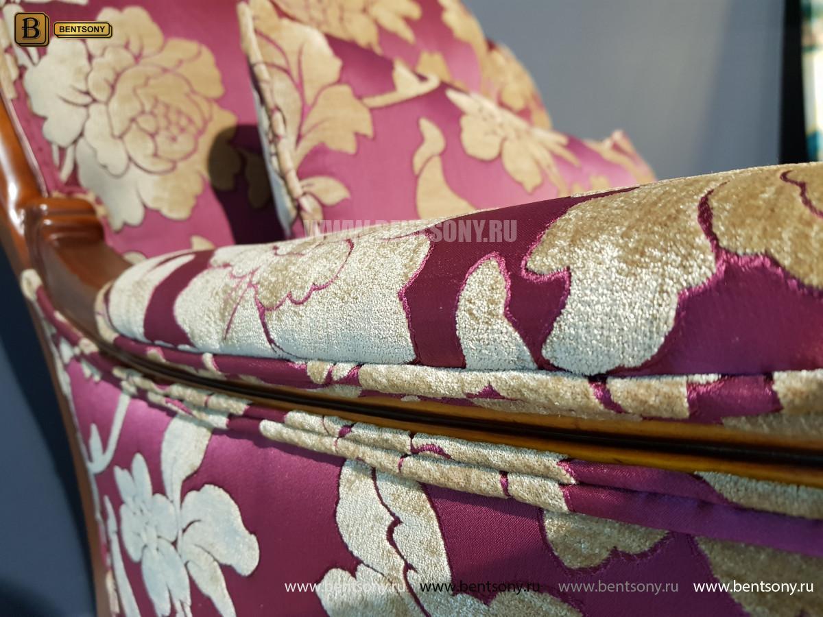Кресло для отдыха Флетчер классическое  в интерьере
