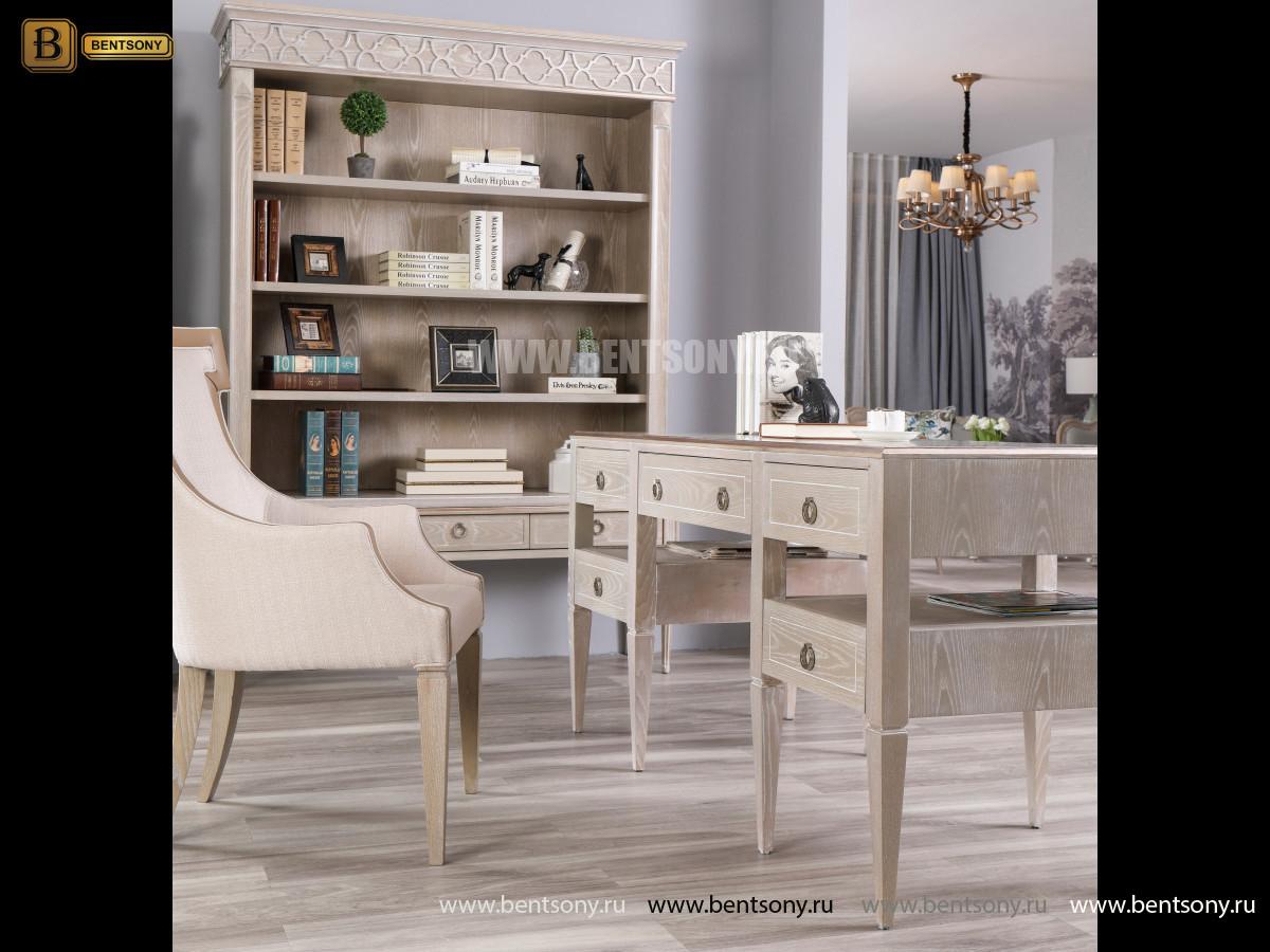 Письменный стол Невада A (Массив дерева, классика) цена