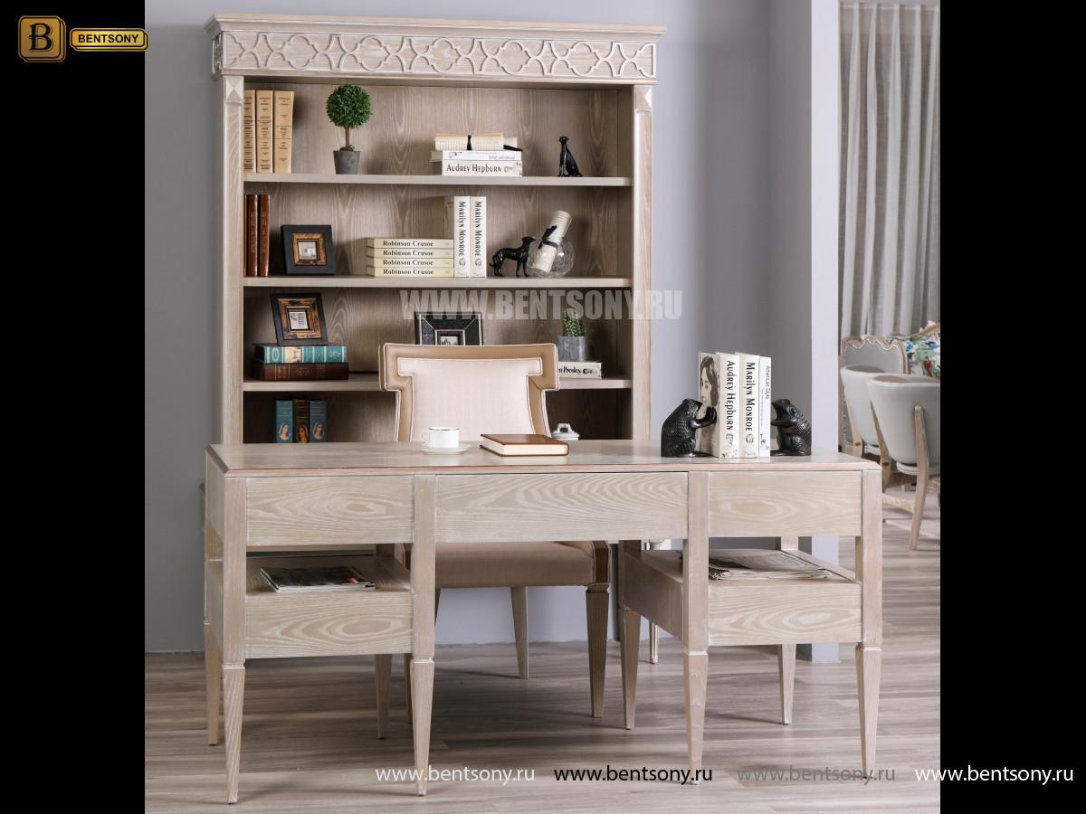 Письменный стол Невада A (Массив дерева, классика) распродажа