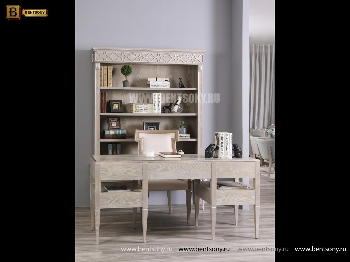 Письменный стол Невада A (Массив дерева, классика) для дома