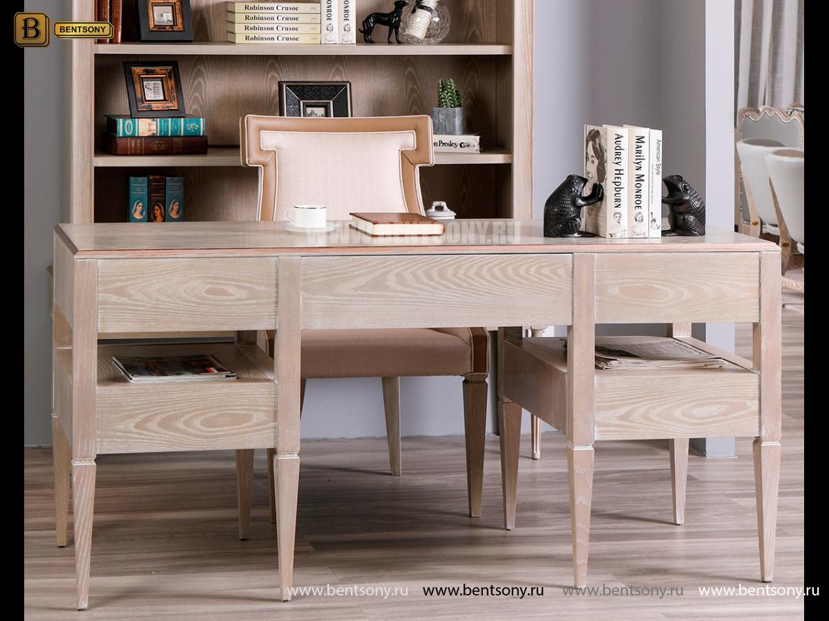 Письменный стол Невада A (Массив дерева, классика) магазин