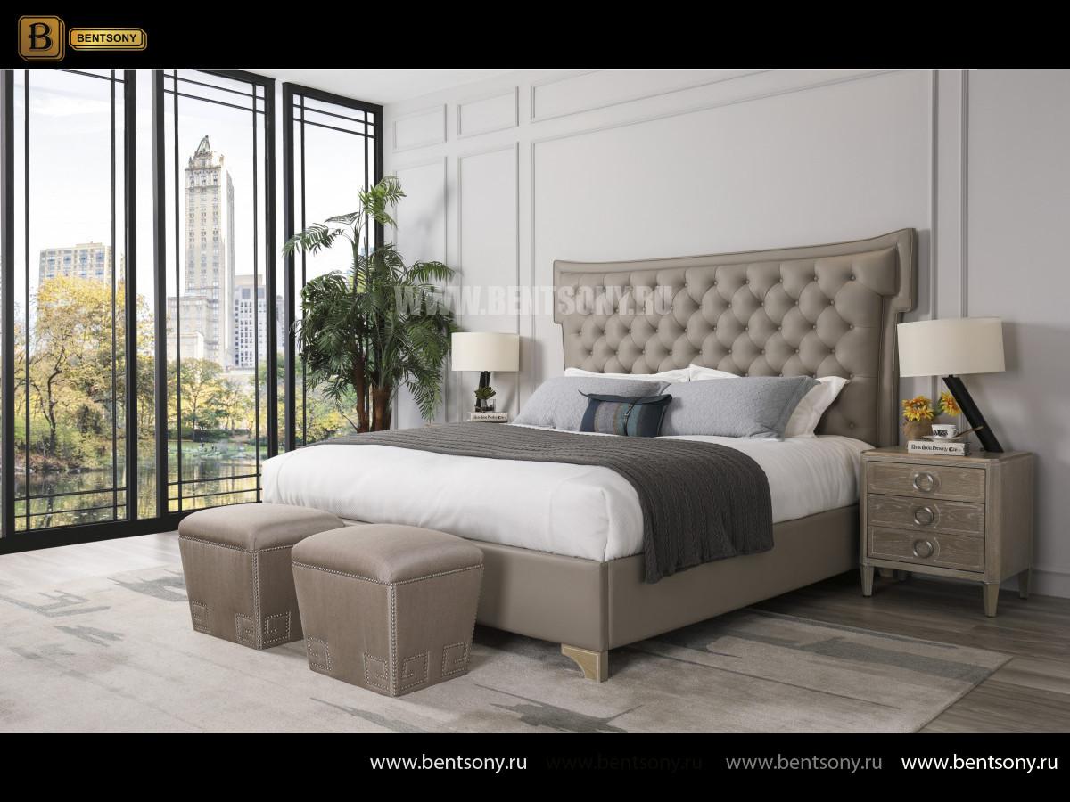 Кровать Невада G (Классика, Ткань) для квартиры