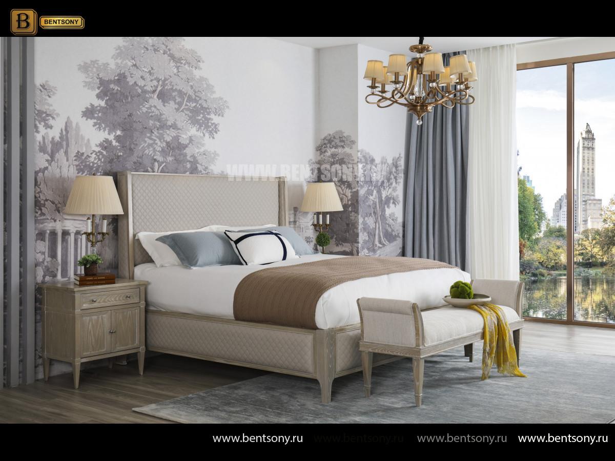 Кровать Невада С (Классика, Ткань) купить в Москве