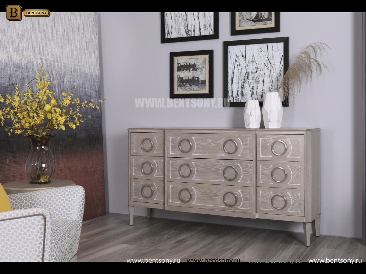 Комод Невада B (Неоклассика, Массив дерева) официальный сайт цены