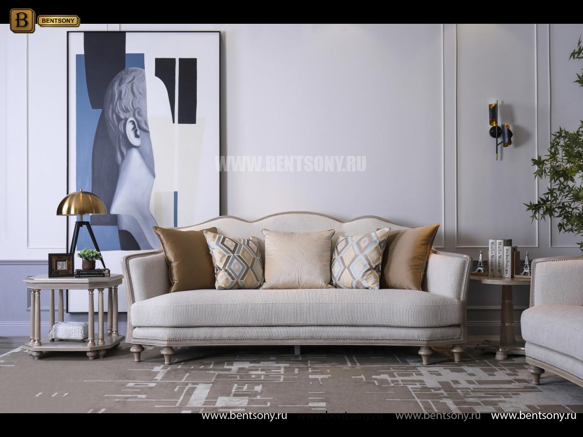 Диван Двойной Невада А (Неоклассика, Прямой, Тканевый) каталог мебели