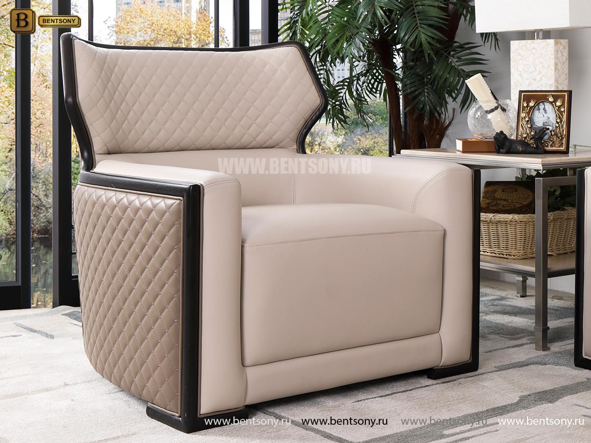 Кресло Невада В (Неоклассика, экокожа) купить