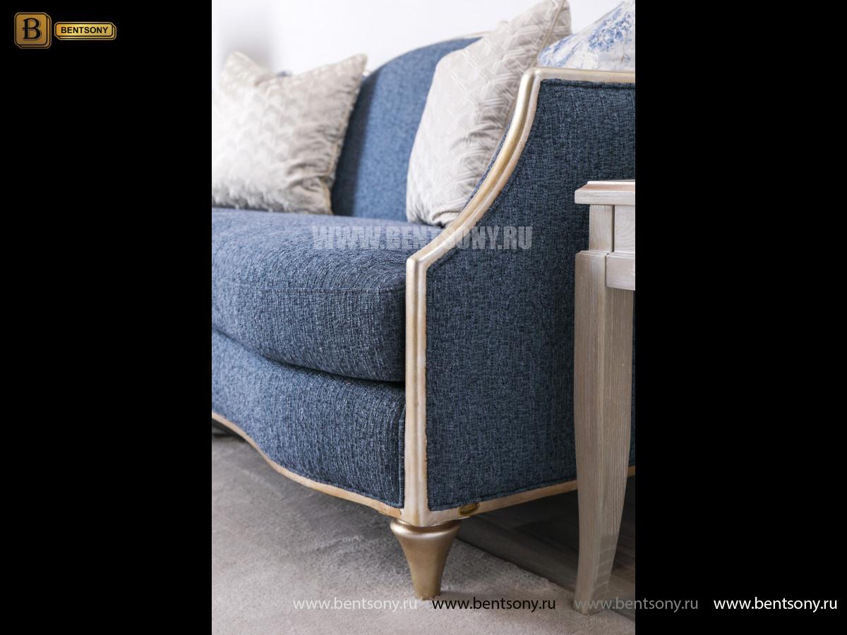 Кресло Невада I (Неоклассика, Ткань) в интерьере