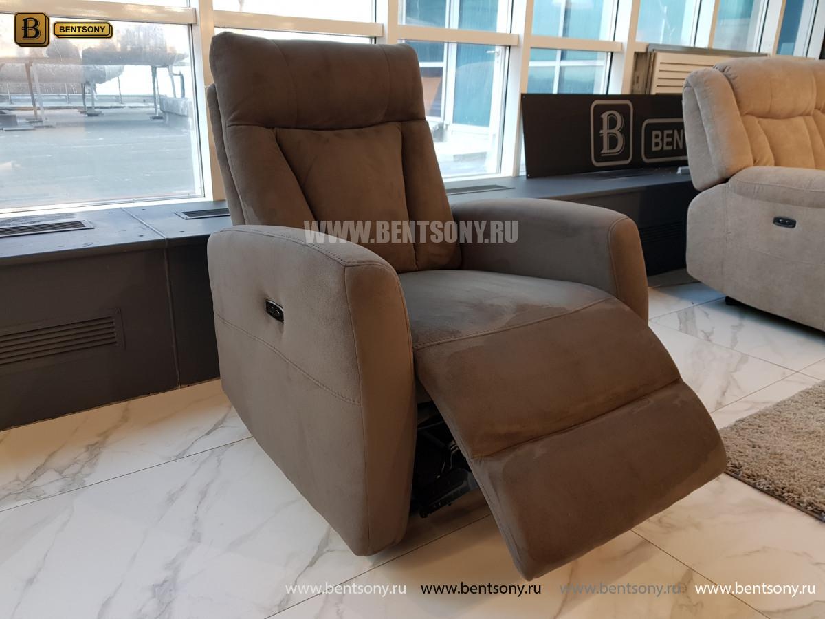 Тканевое Кресло Алфорно (Реклайнер) купить