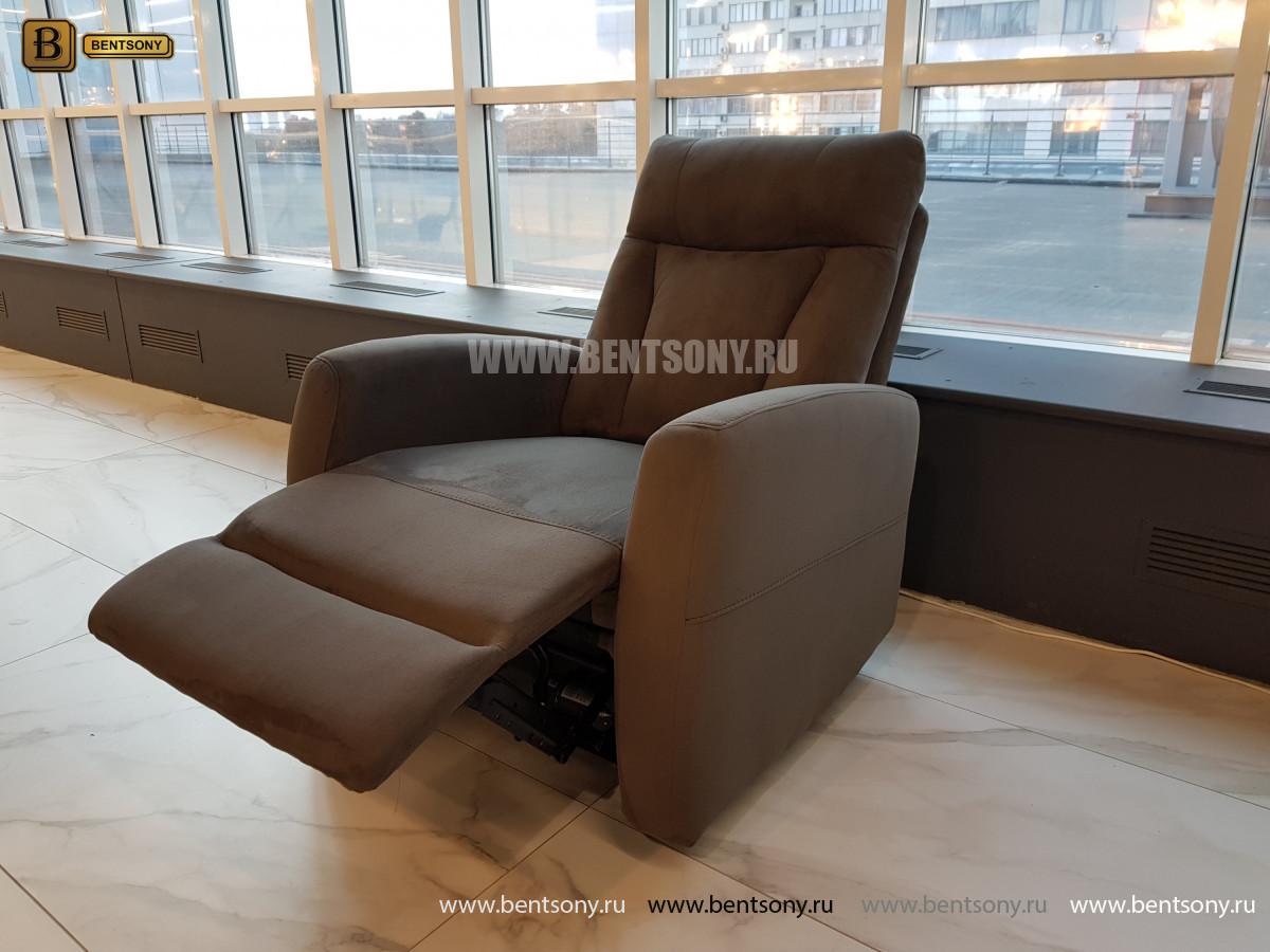 Тканевое Кресло Алфорно (Реклайнер) в СПб