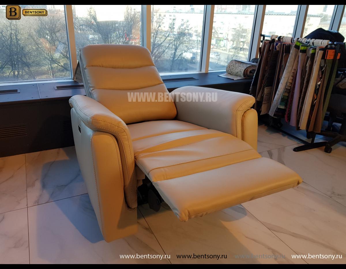 Кресло Гредос с реклайнером фото