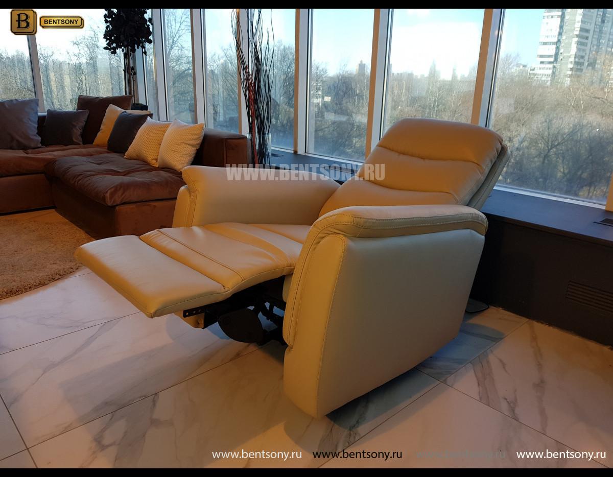 Кресло Гредос с реклайнером магазин