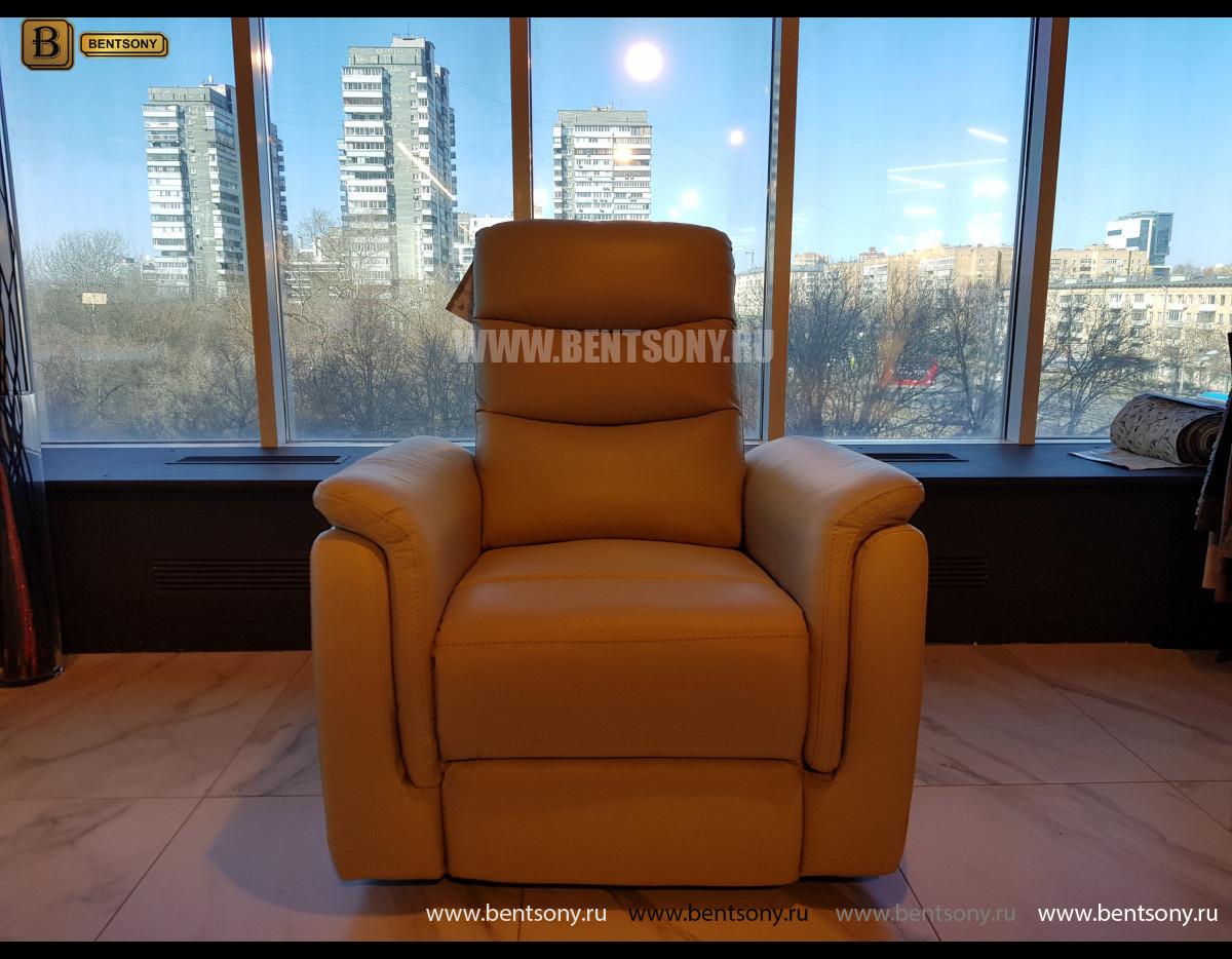 Кресло Гредос с реклайнером для дома