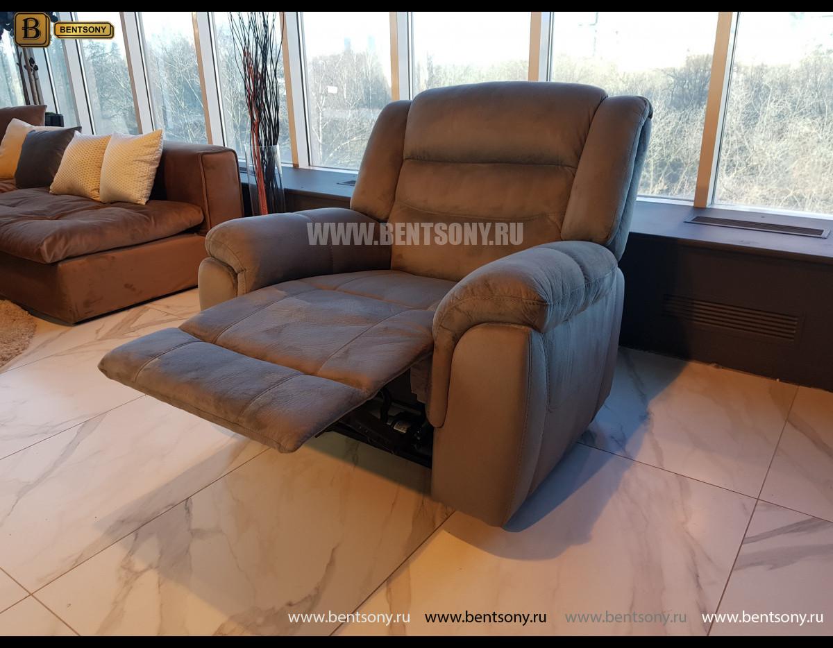 Кресло Бачино с реклайнером купить в СПб