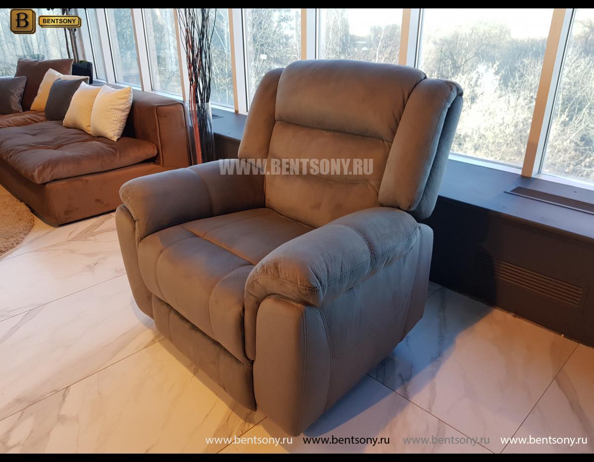 Кресло Бачино с реклайнером для квартиры