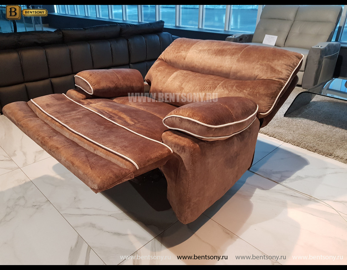 Кресло Терамо с реклайнером каталог мебели