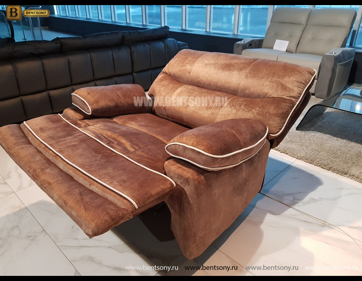 Кресло Терамо с реклайнером цена