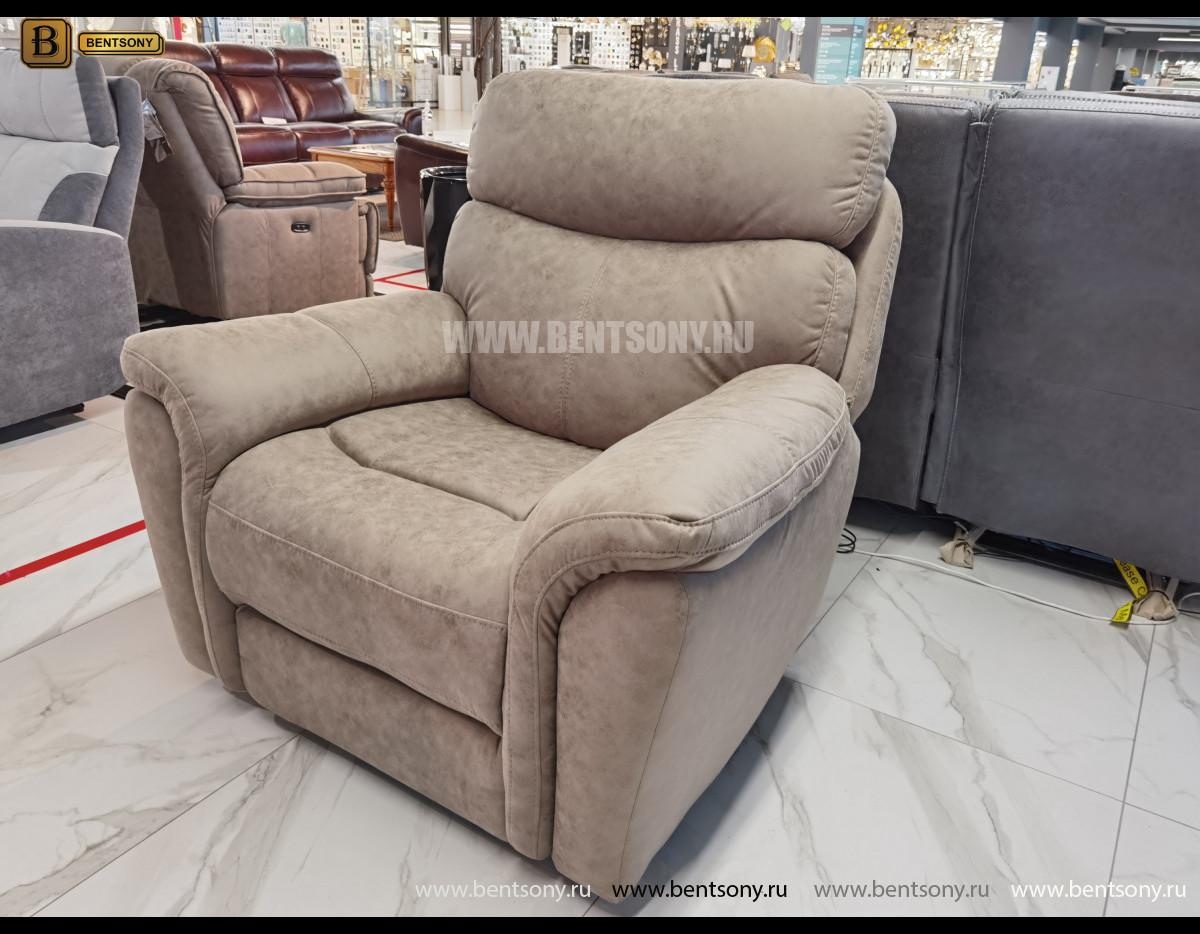Кресло Сегретто с реклайнером фото