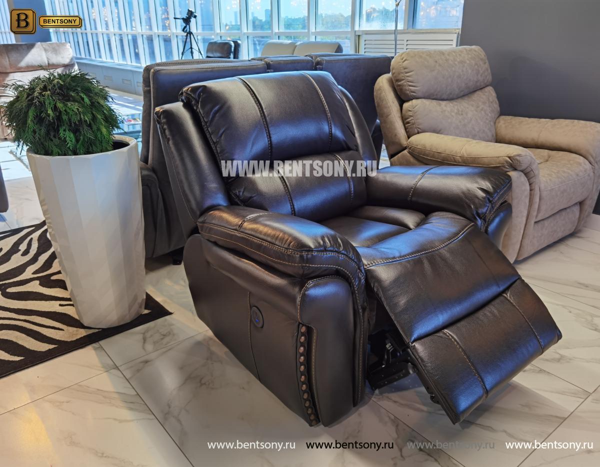 Кресло Шеффилд с электрореклайнером изображение