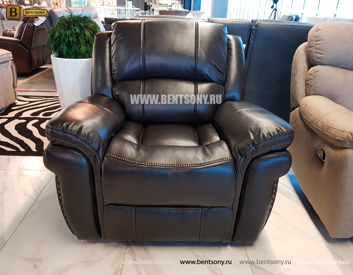 Кресло Шеффилд с электрореклайнером в СПб