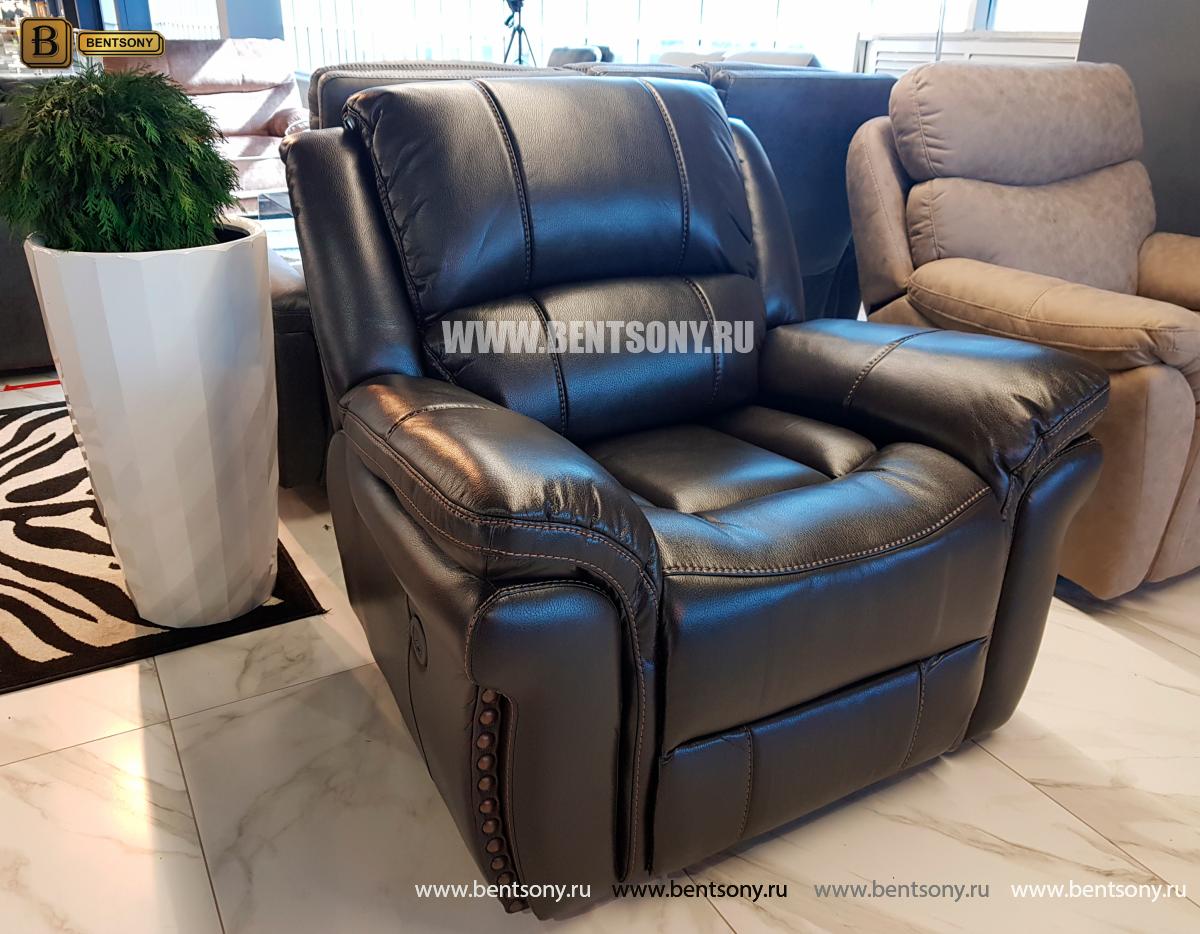 Кресло Шеффилд с электрореклайнером купить в СПб