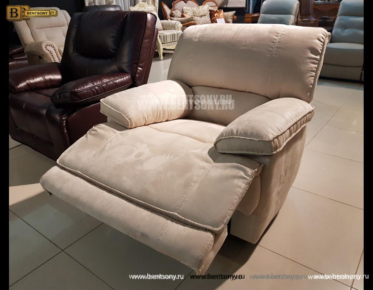 Кресло Капонело с электрореклайнером цена