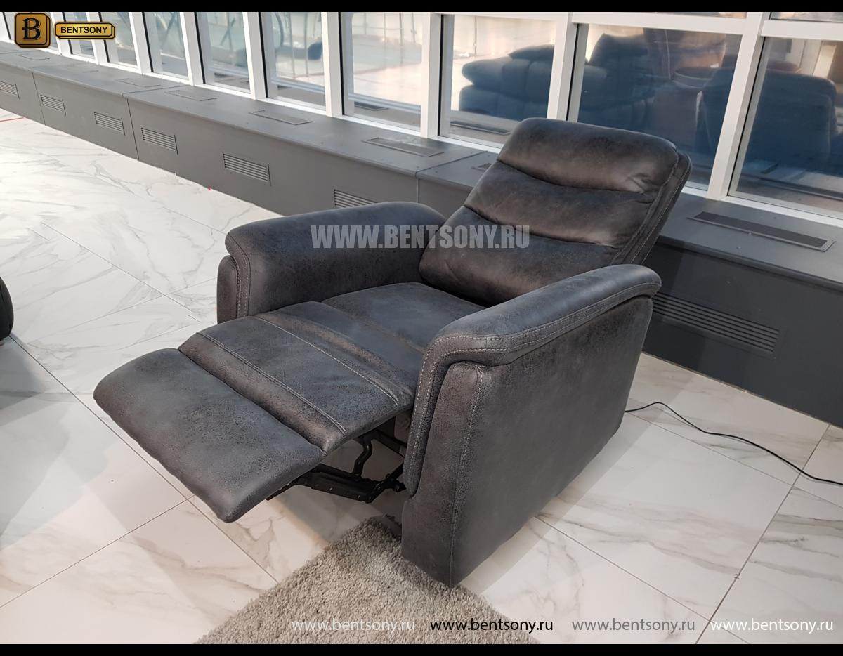 Кресло Гредос с электрореклайнером для дома